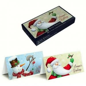 Xmas Card Boxes